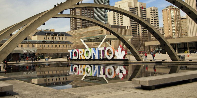 New Listings in Toronto Surge 36% As Sales Decline